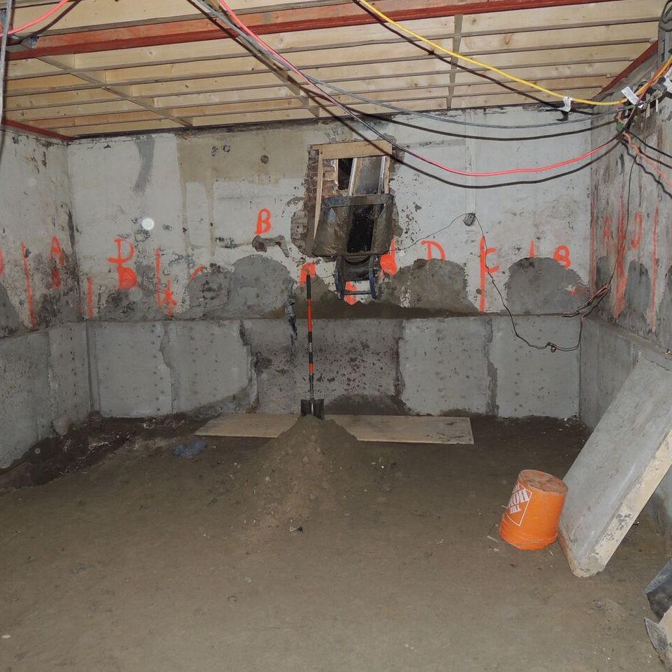 Basement Foundation Underpinning Basement Foundation - Under-pinning-foundations
